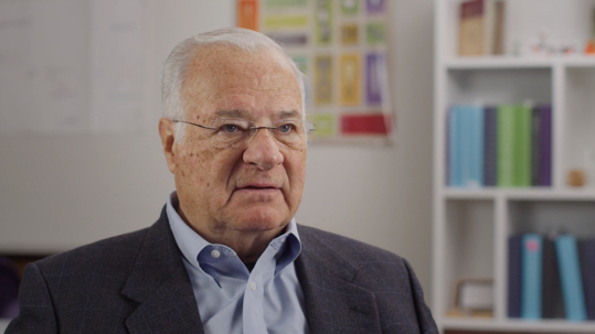 Joe Ricketts introduces Opportunity Education