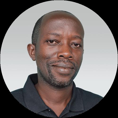 Wilbert Ijumba, Director of Curriculum Development for Opportunity Education Tanzania