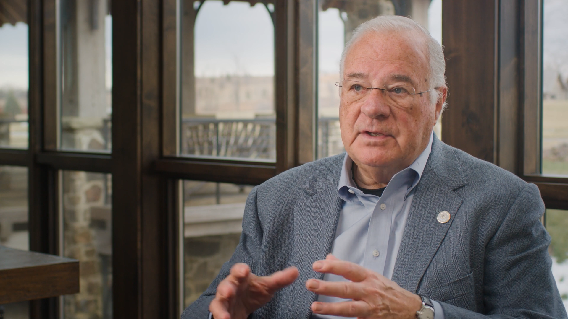 Joe Ricketts discusses Quest Forward Learning