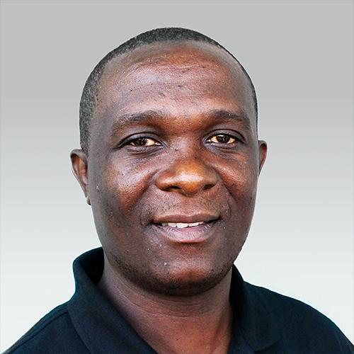 Daniel Mlambo, a team member with Opportunity Education Tanzania