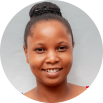 Hosiana Mmanyi, a quest designer for Opportunity Education Tanzania