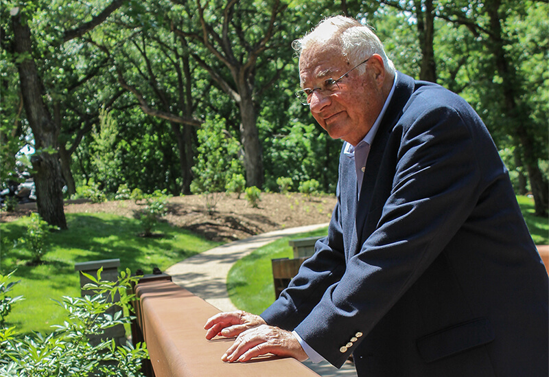Opportunity Education Founder and CEO Joe Ricketts