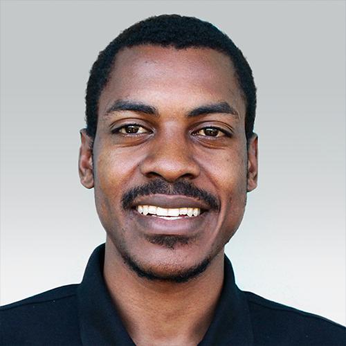 Leveri Mlaki, a team member for Opportunity Education Tanzania