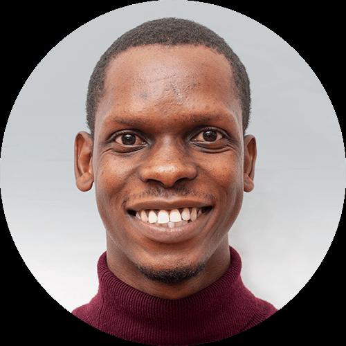 Mussa Challa, a quest designer for Opportunity Education Tanzania