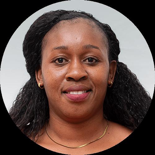 Pellagia Joseph, a quest designer for Opportunity Education Tanzania