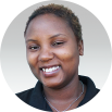 Tupokigwe Abnery, a team member for Opportunity Education Tanzania