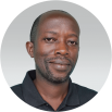 Wilbert Ijumba, a team member with Opportunity Education Tanzania