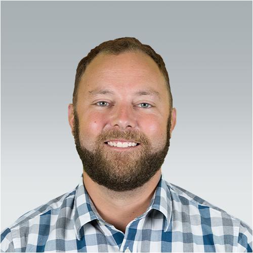 Ed Vogel, a mentor at Quest Forward Academy Omaha