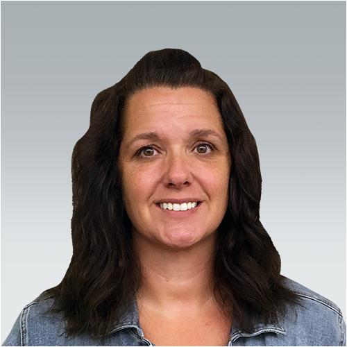 Georgia Hart, a mentor at Quest Forward Academy Omaha