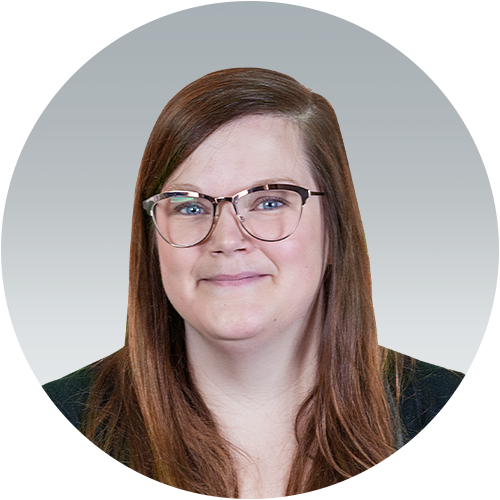 Megan Heese, a mentor at Quest Forward Academy Omaha