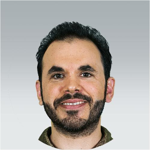 Nicolas Gilmore, a mentor at Quest Forward Academy Santa Rosa