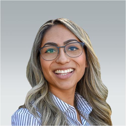 Thalia Becerril, a staff member at Quest Forward Academy Santa Rosa