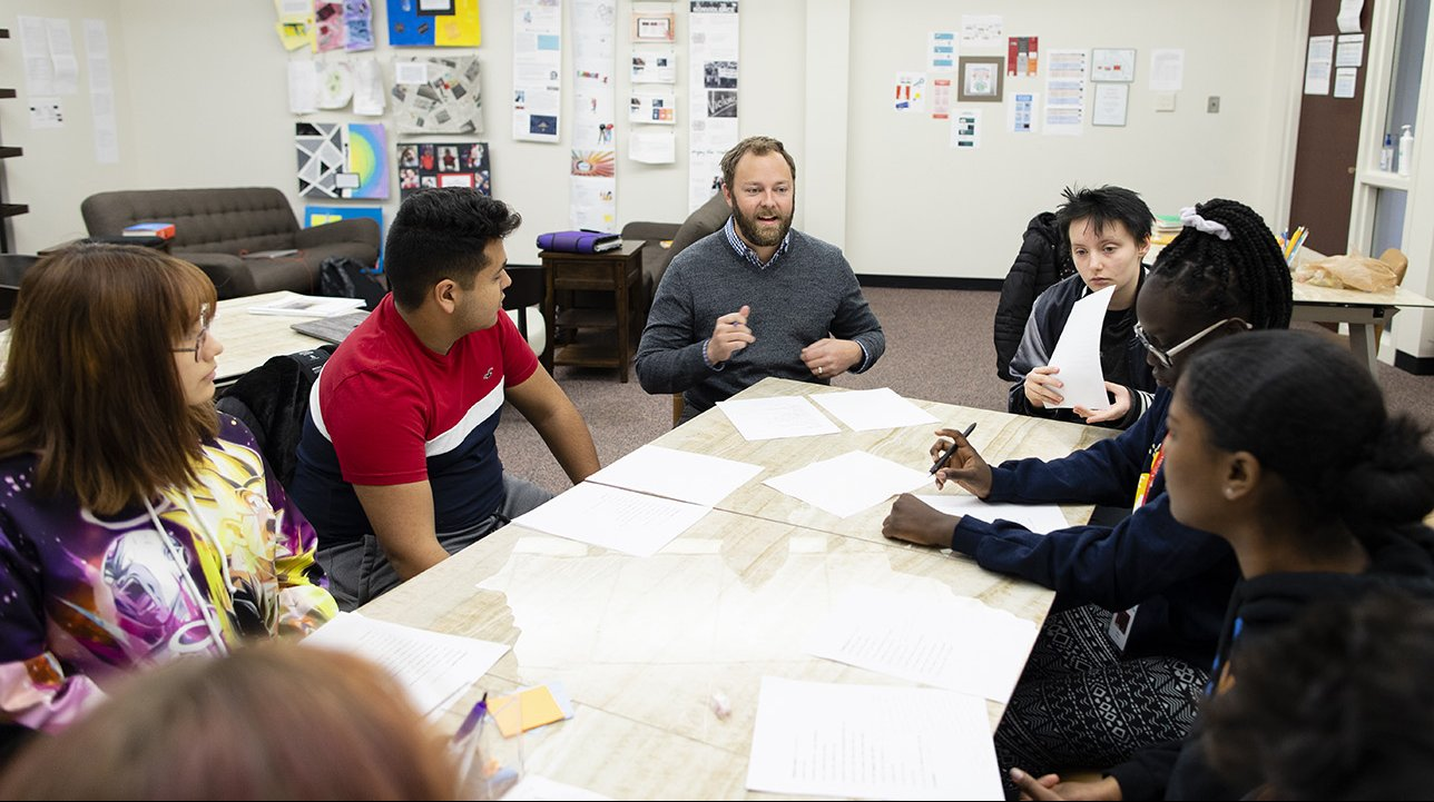Teachers at Quest Forward Schools act as mentors, facilitating learning and empowering students with choice and agency.