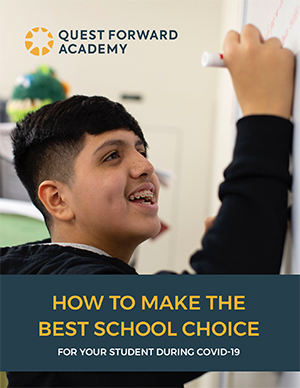 "Cover of the e-book, ""How to Make the Best High School Choice"""